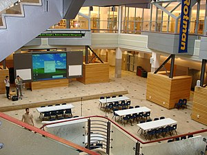 Rotman School of Management - Image: Fleck Atrium