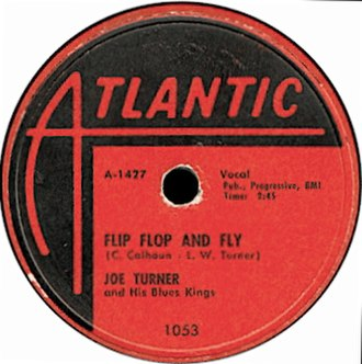 Flip, Flop and Fly - Image: Flip, Flop and Fly single cover