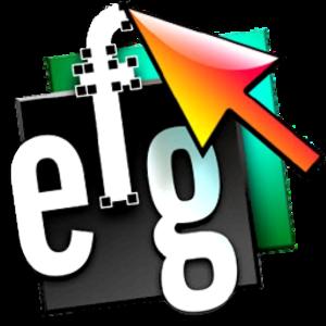 Fontographer - Image: Fontographer 5 logo