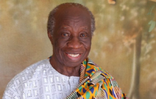 Francis Allotey Physicist and mathematician