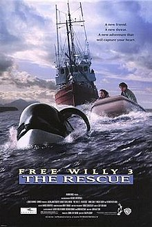 film sauvez willy 3