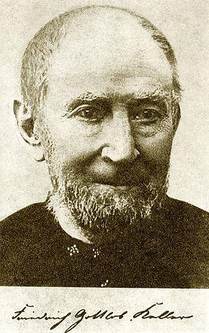 Friedrich Gottlob Keller - Friedrich Gottlob Keller