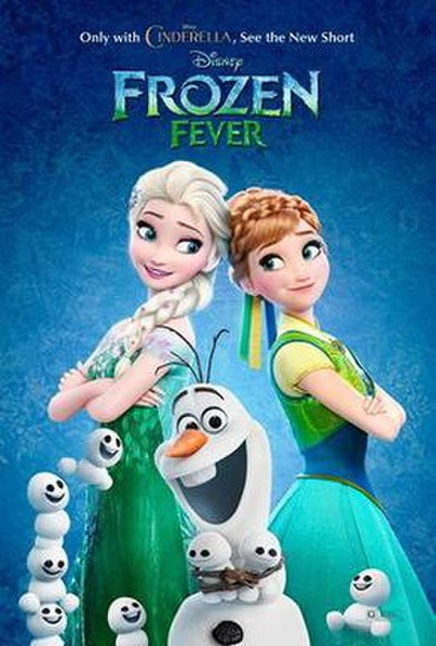 Picture of a movie: Frozen Fever