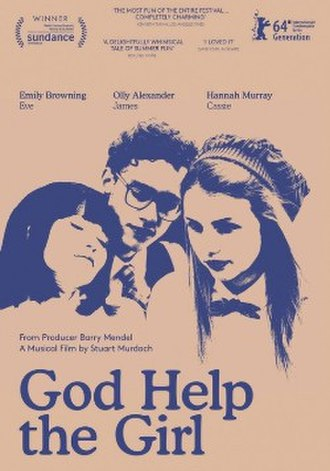 God Help the Girl (film) - Film poster