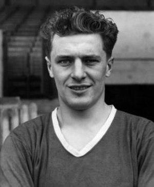 Geoff Bent - Bent in March 1957