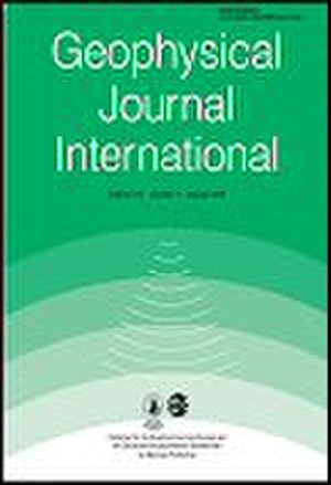 Geophysical Journal International - Image: Geophysical Journal International RAS cover