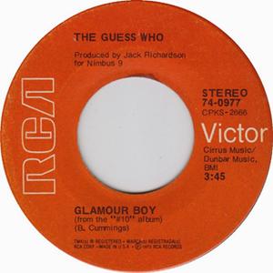 Glamour Boy - Image: Glamour Boy