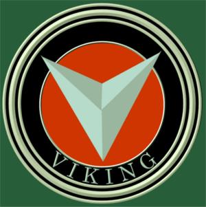 Viking (automobile) - Logo for Oldsmobile's Companion make of automobile, Viking
