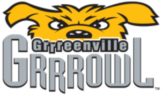 Greenville Grrrowl - Image: Greenville Grrrowl