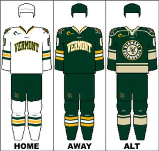 Vermont Catamounts mens ice hockey