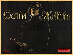 Hamlet (1921 film) - Image: Hamlet Art Film 1921