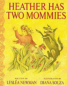 Heather has two mommies book summary