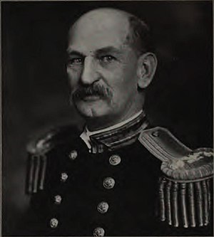 Henry T. Mayo - Admiral Henry T. Mayo