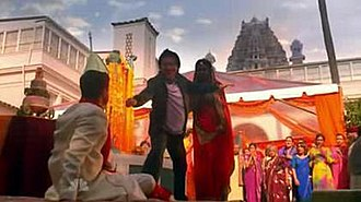 Building 26 - Hiro Nakamura (Masi Oka) protects the Indian bride Annapurna from being forced into marriage.