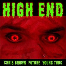 High End Chris Brown Song Wikipedia