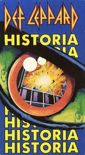 Historia (video) - Image: Historia def leppard