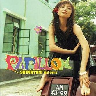 Papillon (album) - Image: Hitomipapillonalbumc over