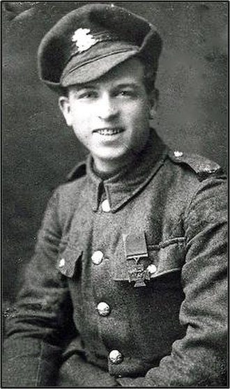 Welch Regiment - Hubert William Lewis VC.