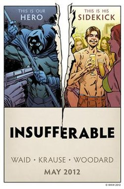 meaning of insufferable
