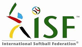 International Softball Federation - Image: Intl Softball Fed Logo
