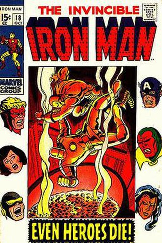 George Tuska - Image: Iron Man 18