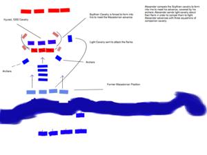 Battle of Jaxartes - Phase 3