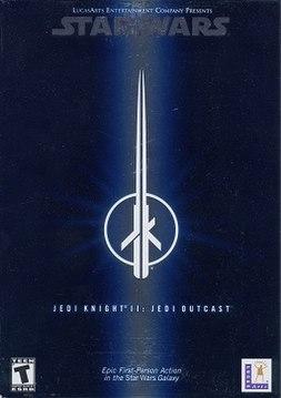 <i>Star Wars Jedi Knight II: Jedi Outcast</i> video game
