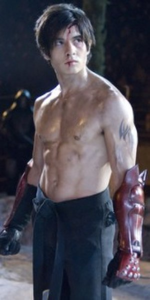 Jin Kazama - Jin as seen in the live-action film Tekken.