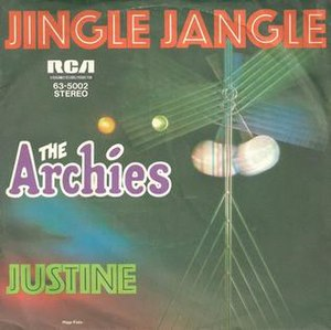 Jingle Jangle (The Archies song) - Image: Jinglejangle