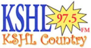 KEQB - Image: KSHL FM logo