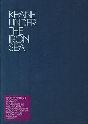 Under the Iron Sea - Image: Keane Iron Sea Limited Edition