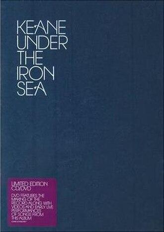 Under the Iron Sea - Image: Keane Iron Sea Limited Edition