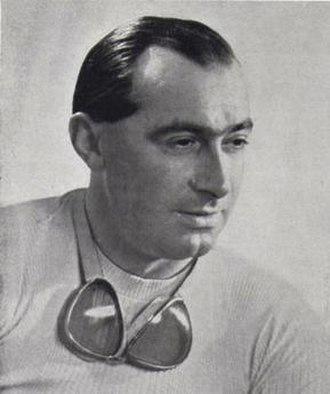Ken Wharton - Image: Ken Wharton Motor Sport 1953