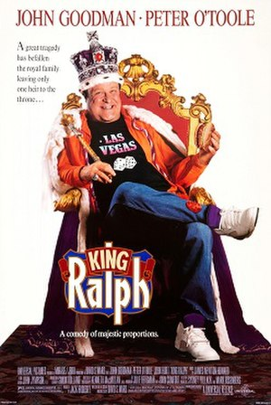 King Ralph - Theatrical release poster