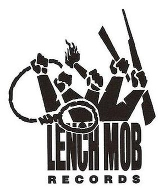Lench Mob Records - Image: Lench Mob Records logo
