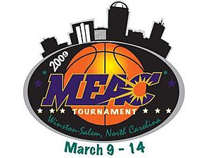 2009 MEAC Men's Basketball Tournament - 2009 Tournament Logo
