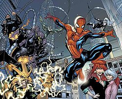 The Sensational Spider-Man (vol  2) - Wikipedia