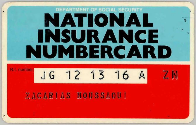 Class 2 National Insurance Contributions are linked your NI number