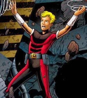 Magno (comics) - Image: Magnolegion