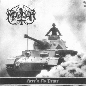 Here's No Peace - Image: Marduk Here's No Peace