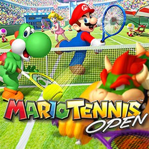 Mario Tennis Open - Packaging artwork released for all territories.