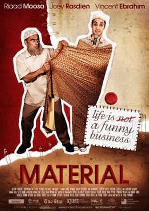 Material (film) - film poster