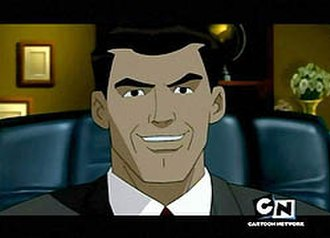 Maxwell Lord - Maxwell Lord in Justice League Unlimited