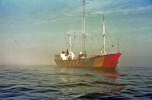 MV Mebo II - Mebo II