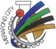 Official seal of Merafong City