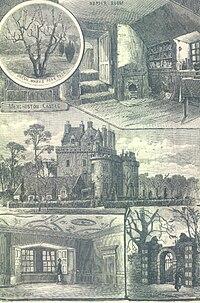 Merchiston Tower Wikipedia