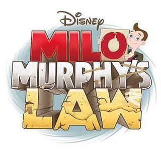 <i>Milo Murphys Law</i> American animated series