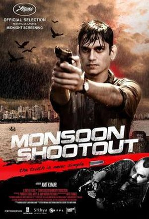 Monsoon Shootout - Film Poster