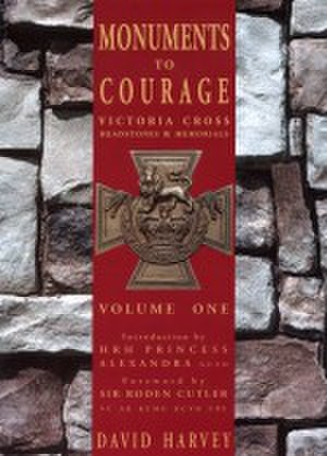 David Charles Harvey - Image: Monuments to Courage bookcover