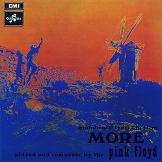 More (soundtrack) - Image: More Cover